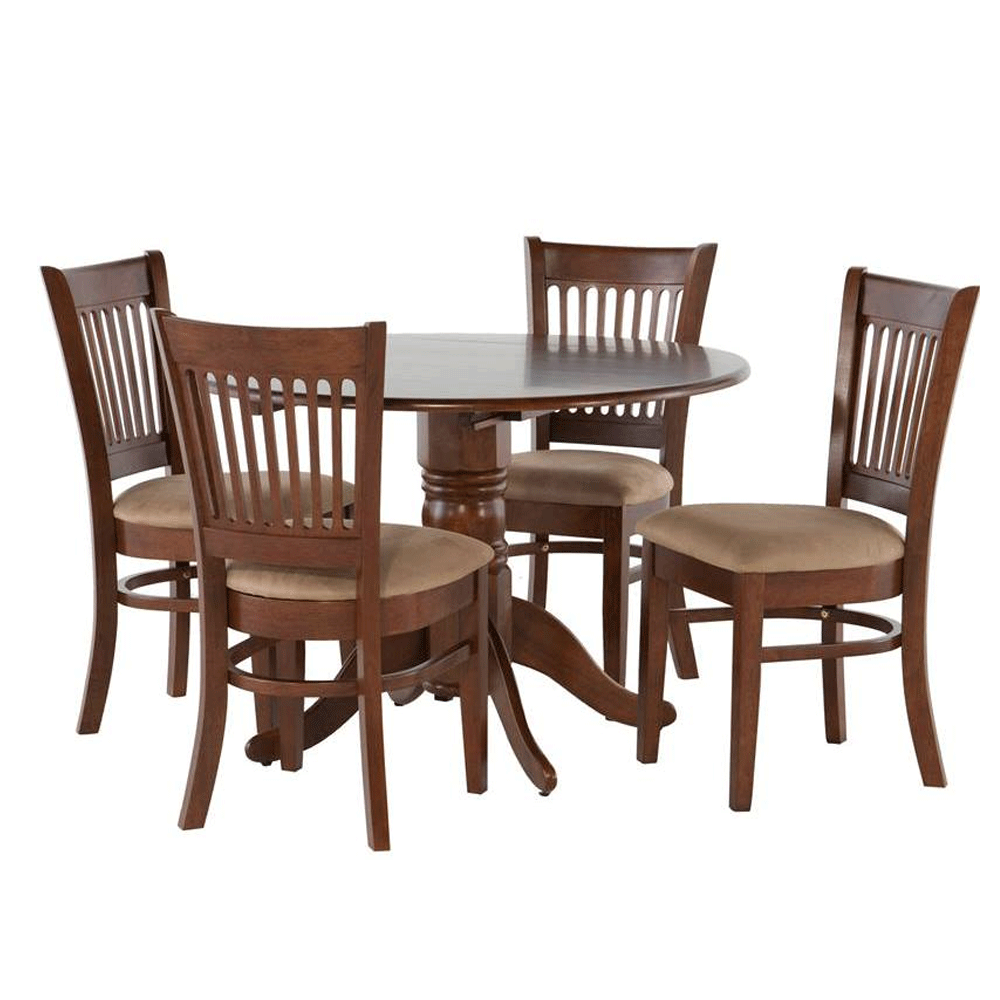 berkley 5 piece dining setting