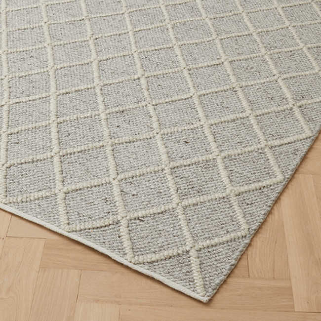 Mitre Rug - Feather | Weave
