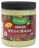 Vogue Cuisine Vegebase Vegetable Base 12x12oz (Case of 12 @12oz) - Vegetable Soup & Seasoning Base