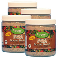 SPECIAL: Vogue Cuisine Onion Base 4x12oz Pack