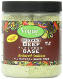 Vogue Cuisine Beef Base 12 oz jar