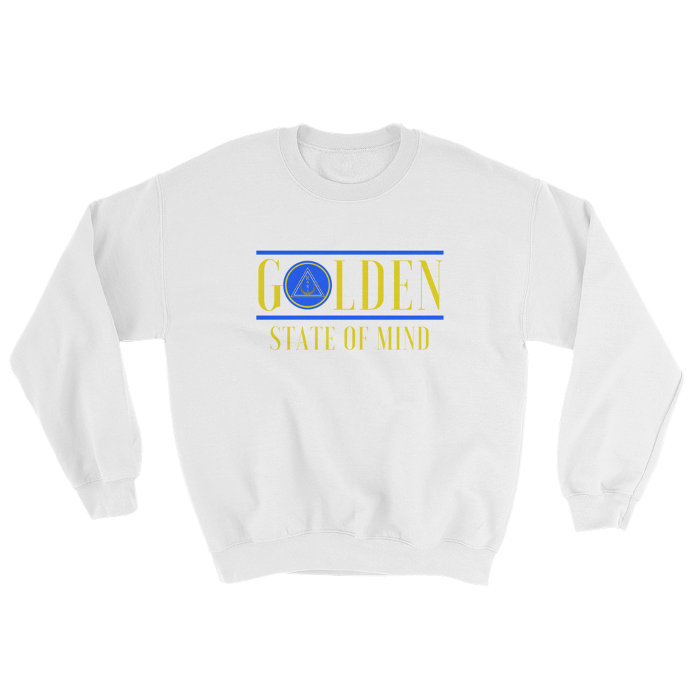 Golden State of Mind Sweater - White - Raki Life