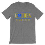 Golden State of Mind Tee - Deep Heather - Raki Life