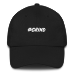 Grind Dad Hat - Black - Raki Life