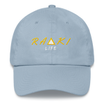 Raki Life Dad Hat - Light Blue - Raki Life