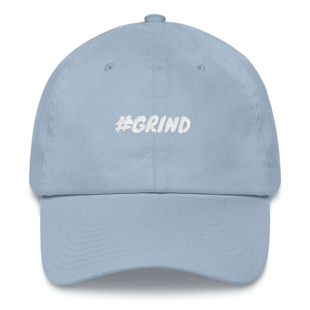 Grind Dad Hat - Light Blue - Raki Life