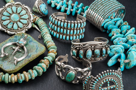 The History of Natural Turquoise Beads