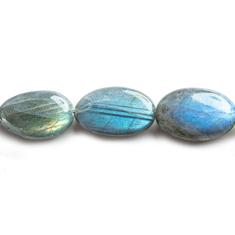 9-18mm Labradorite Plain Nugget Beads 17 inch 28 pieces