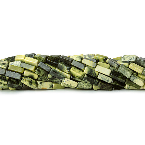 High quality Serpentine Faceted Rectangle - Buy From The Bead Traders Online Store