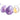 Ametrine Large Faceted Pear Beads 7 inch 8 pieces