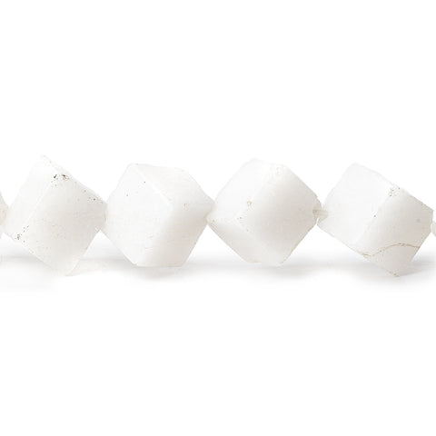 Best selling Howlite Beads Corner Drilled 8-10mm Cube - Buy From The Bead Traders Online Store