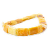 Premium quality 20x15mm Yellow Jade Plain Rectangle 15 inches 19 beads - Buy From The Bead Traders Online Store.
