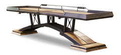 """The Bridge"" Industrial Architecture Shuffleboard"