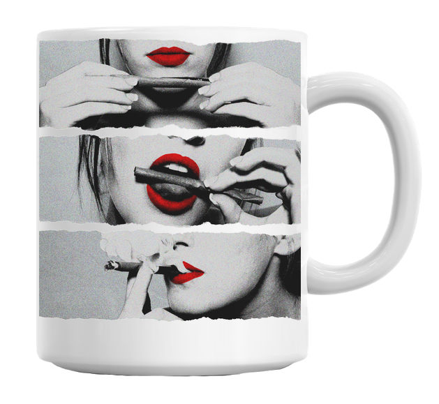 Roll It Up Mug