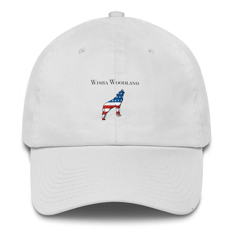 American Wimba Woodland dad hat