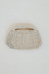 Colette Wooden Beaded Clutch