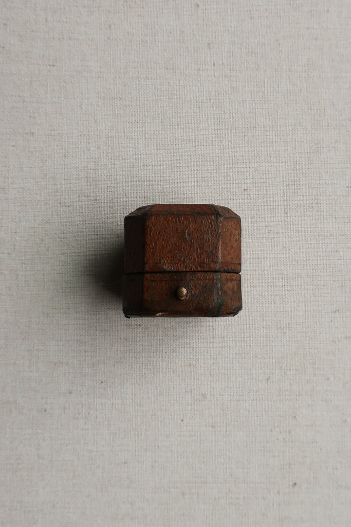 Nottingham Vintage English Ring Box