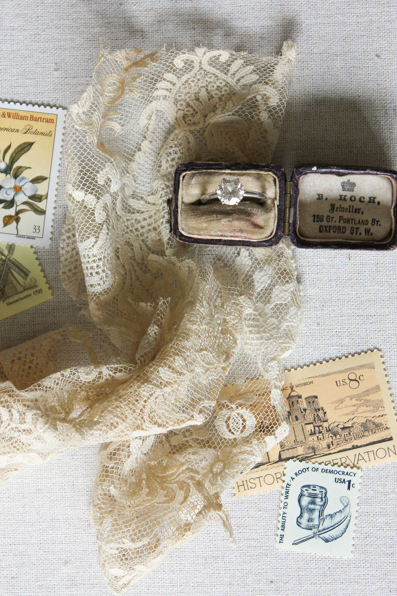 Antique Ring Box Styling Kit