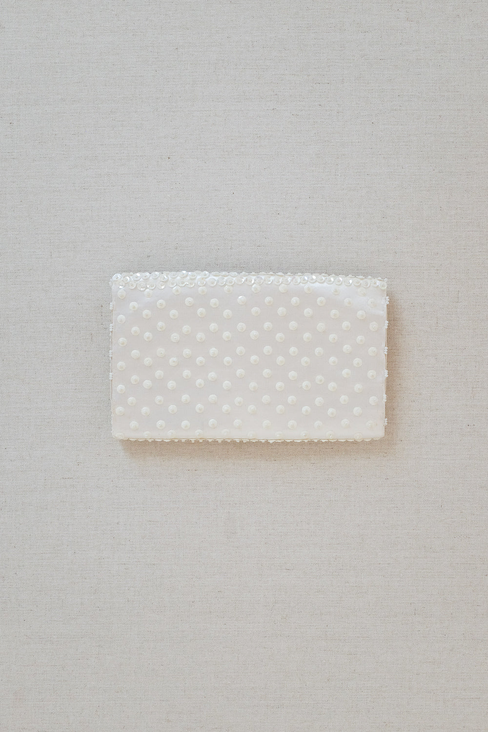 Vintage Emma Sequined Clutch