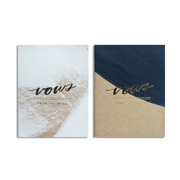 Abstract Vow Journals