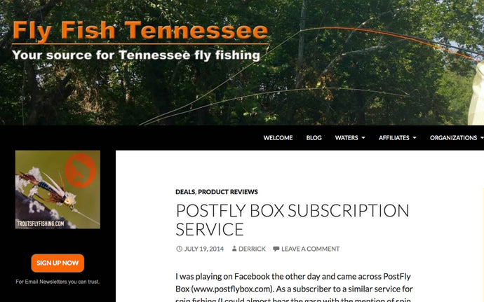 Fly Fish Tennessee