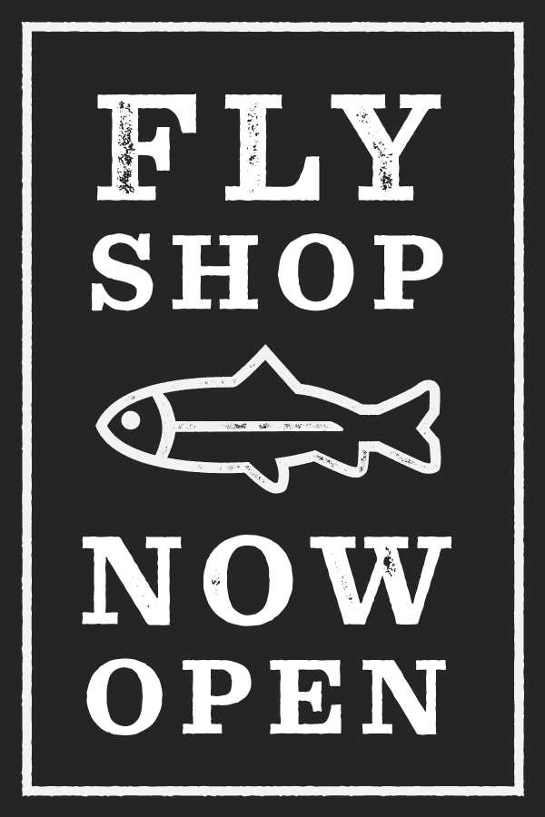 Postfly Retail Shop Bag Logo
