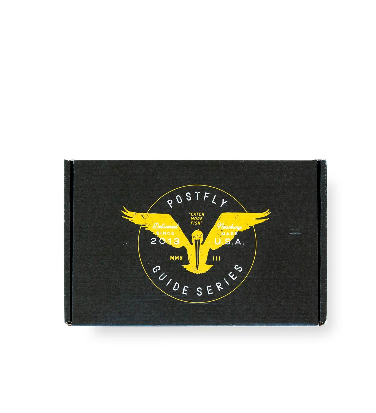 Postfly Open Box Filled With Gear