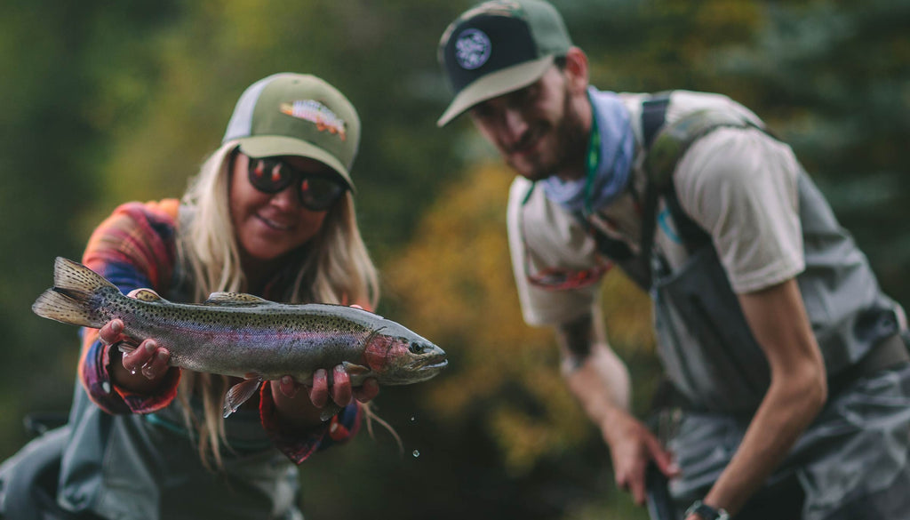 Postfly the original monthly fly fishing subscription box for Fly fishing subscription box