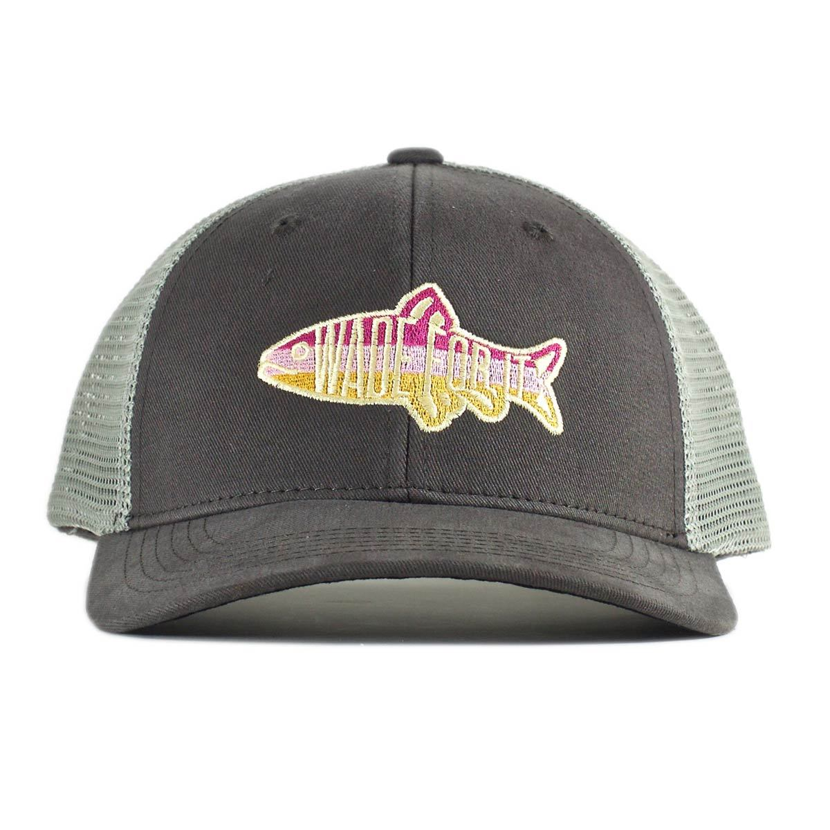 Wade For It Rainbow Mesh Snapback