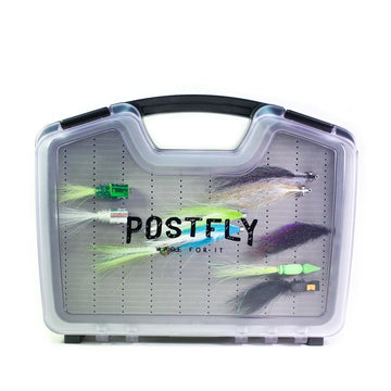 Postfly Waterproof Flybox: Guide Size