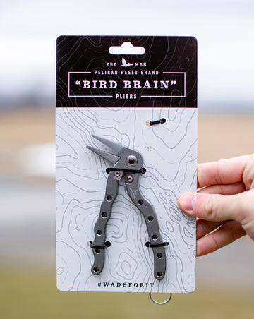 Pelican Bird Brain Plier