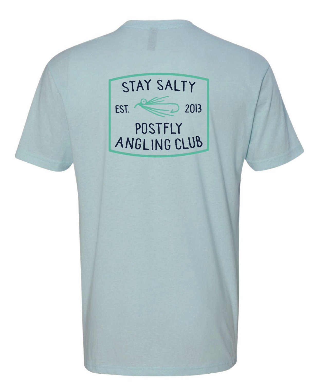 The Salty Angler's Club