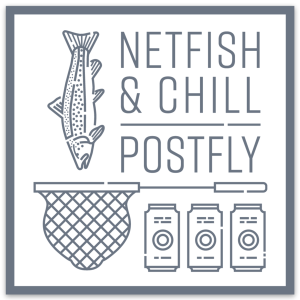 Netfish & Chill Decal