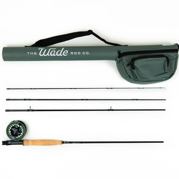 The Ripper Fly Rod/Reel Combo OTP
