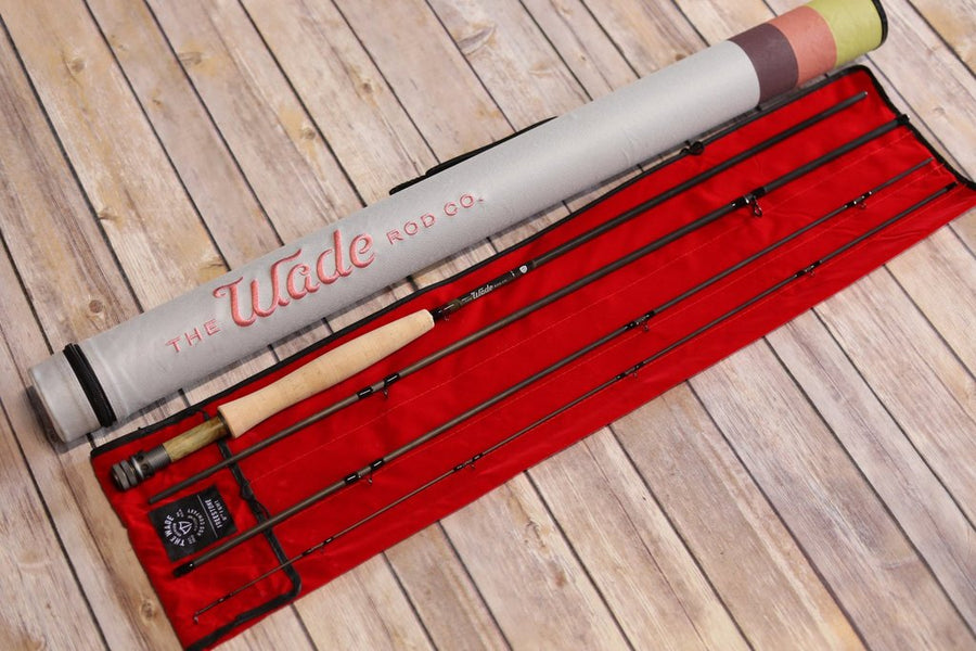 The Freestone 5WT Fly Rod