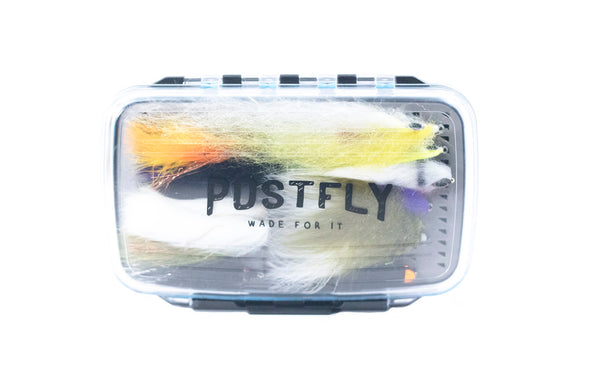 Postfly's Loaded Streamer Box