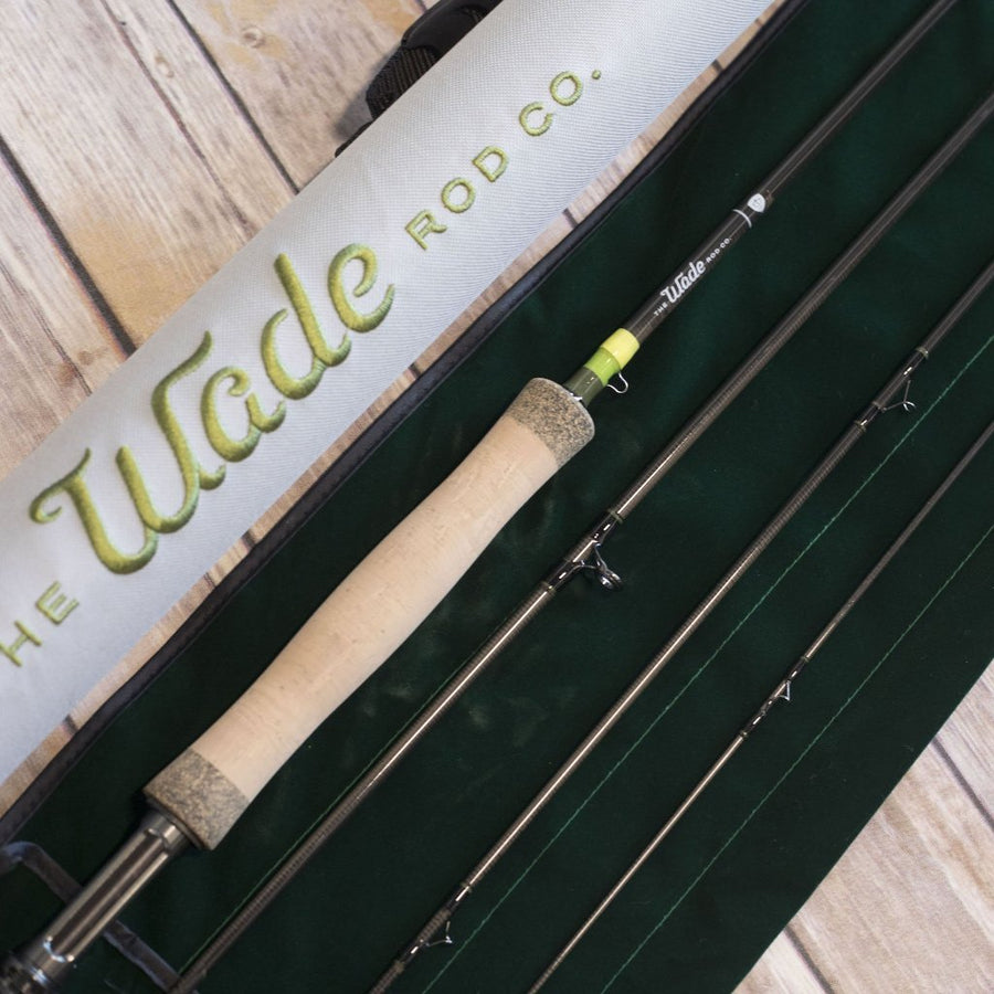 The Streamer Express Fly Rod