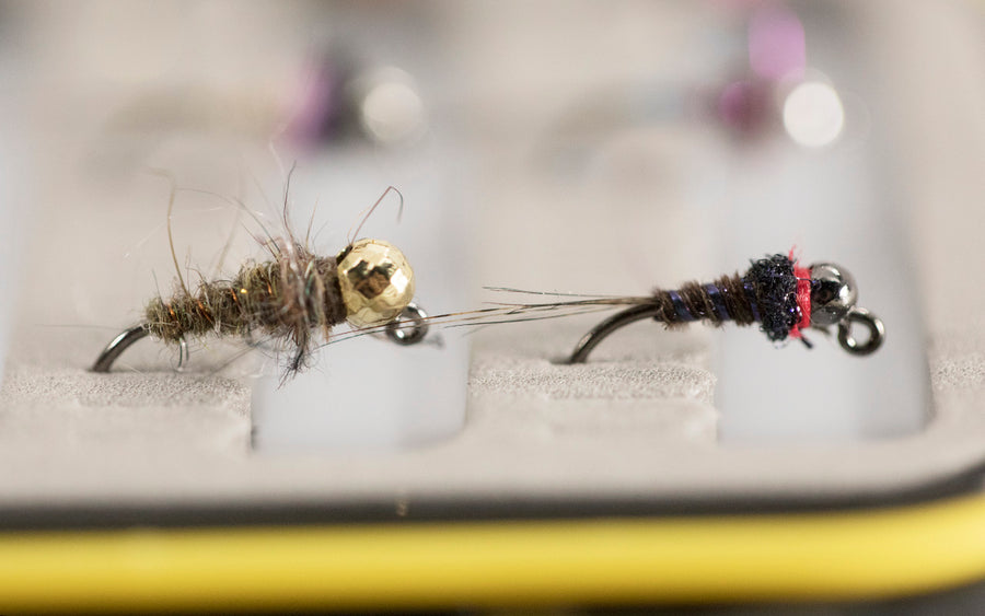 Signature Fly Tyer Series: Dan Podobed's Competition Kit Round 2