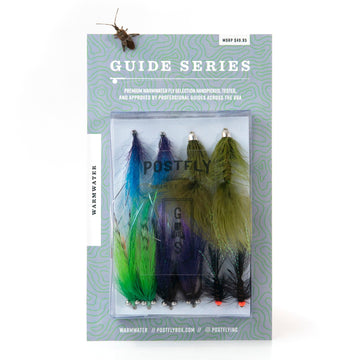 Bass Streamer Fly Kit #5