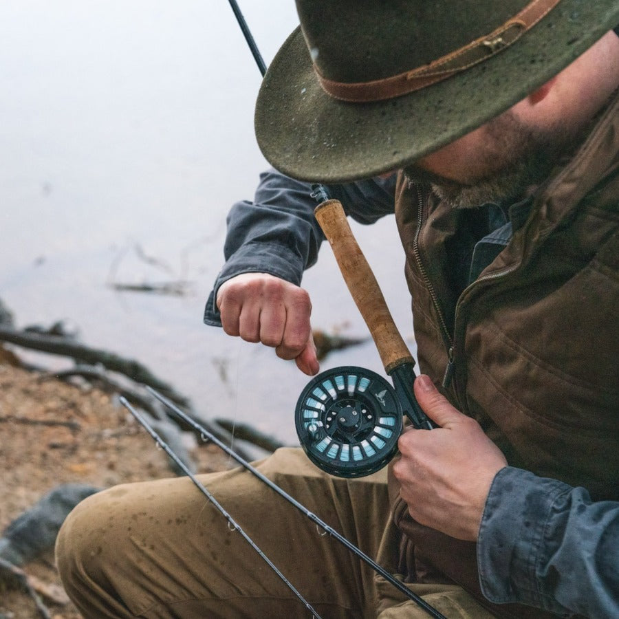 The Ripper Fly Rod/Reel Combo