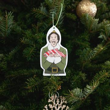 Buddy The Elf Novelty Ornament
