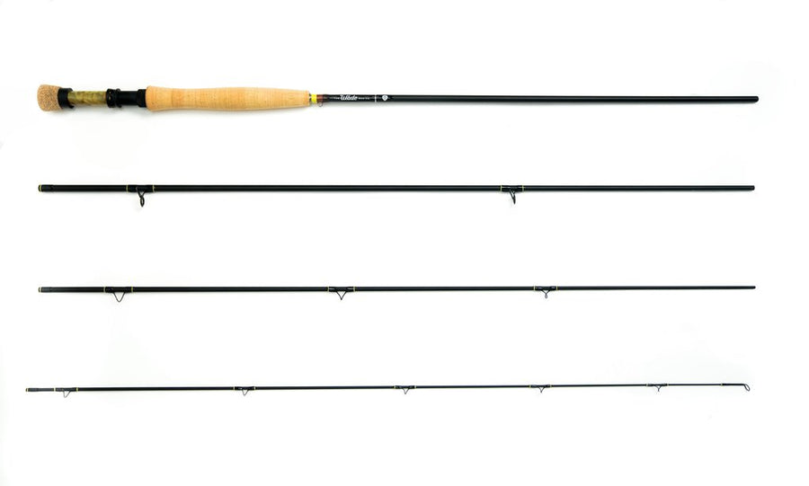 Recharge test of The Nymphster Fly Rod