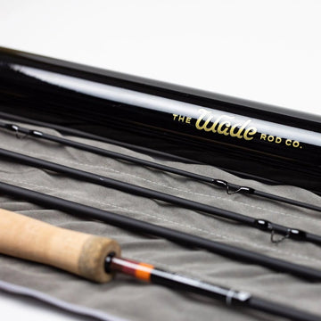 Wade Rods Tide Chaser 2.0 8WT Rod // Pelican Flight 2.0 LG Reel Combo