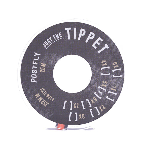 JUST THE TIPPET