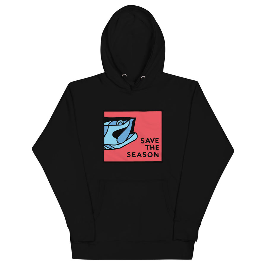 Save The Season Tarpon Banner Hoodie