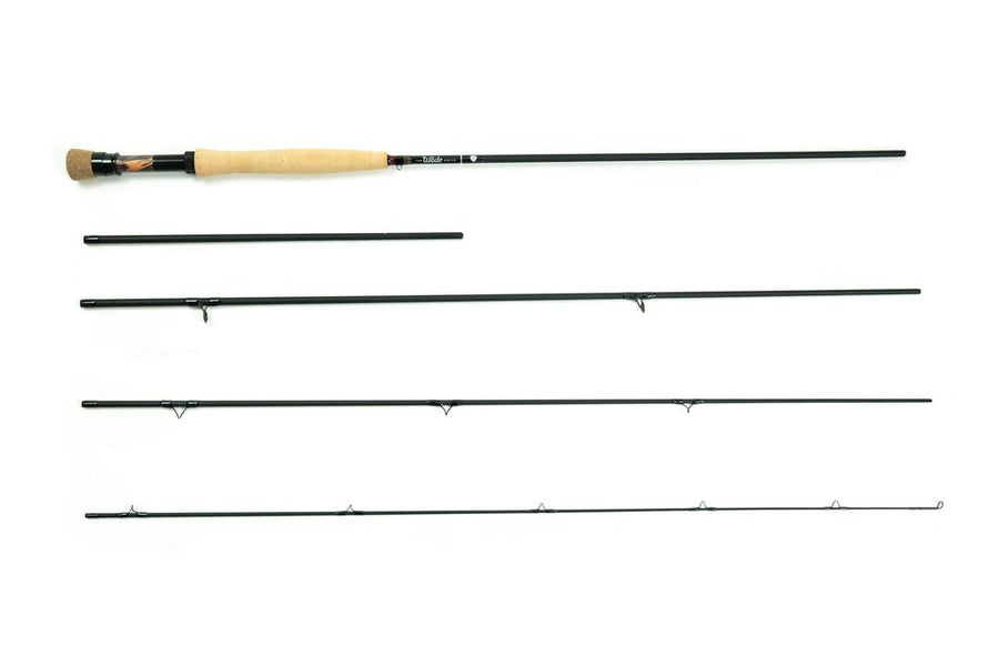 Wade Rods The Nymphster Rod // Pelican Flight 2.0 Reel Combo
