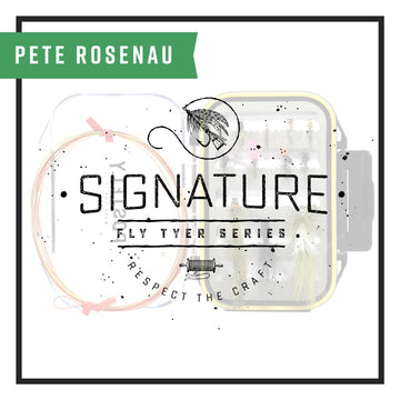 Signature Tyer Series: Pete Rosenau