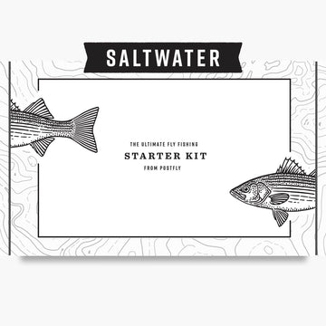The Saltwater Starter Kit