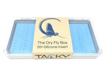 The Tacky Dry Fly Box