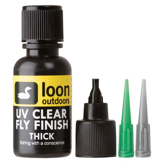 UV Clear Fly Finish Thick
